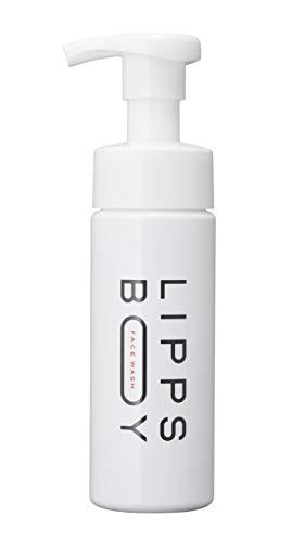 リップスボーイ メンズ フェイスウォッシュ (洗顔フォーム) 泡洗顔/保湿/男性 用