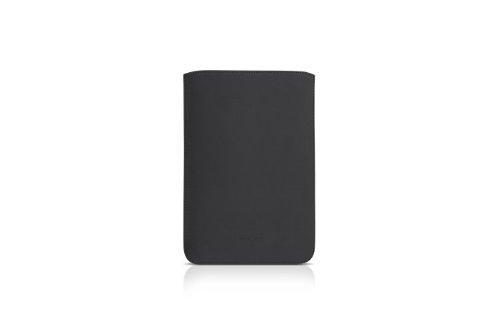 TrekStor 30418 Surftab Ledertasche für Tablet bis 17,8 cm (7 Zoll) schwarz