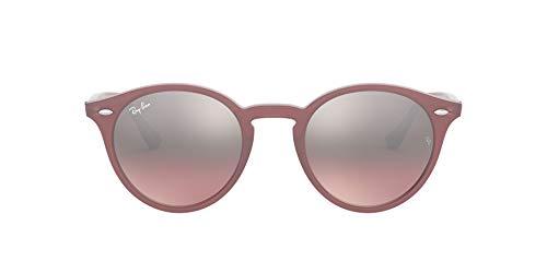 Ray Ban MOD. 2180 SUN, Gafas de Sol Unisex, Rosa (Opal Antique Pink), 49 mm
