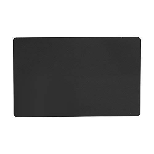 skycabin 100PCS Black Metal Business Cards Blanks for Customer Laser Engraving DIY Gift Cards