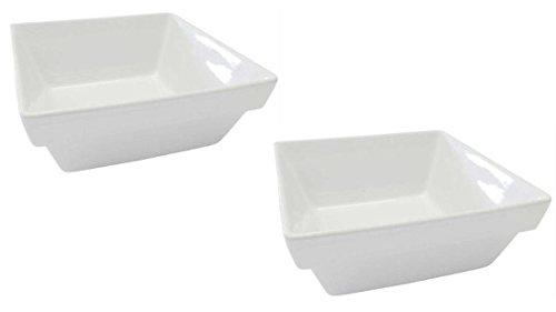 Cajou 2 Ersatznäpfe für Futterstation Meshidai (2 x 2,1 Liter)