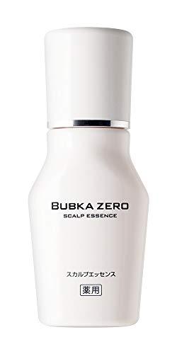 【医薬部外品】BUBKA(ブブカ)薬用 スカルプエッセンス 育毛剤 BUBKA ZERO (ブブカ ゼロ)1本 (単品)