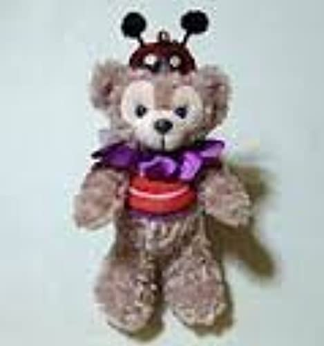 [Tokyo DisneySea 2012 Sherry Mae stuffed badge  Halloween Duffy ] TDS Halloween ShellieMay Plush Ball Chain batch (japan import)