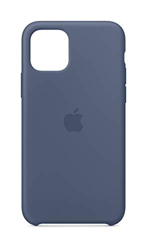 Apple Custodia in Silicone (per iPhone 11 Pro) - Blu Alaska