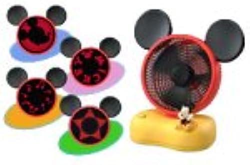 Mickey Mouse Illumina über Lüfter
