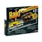 Raid Ant Baits Double Control-4 ct.