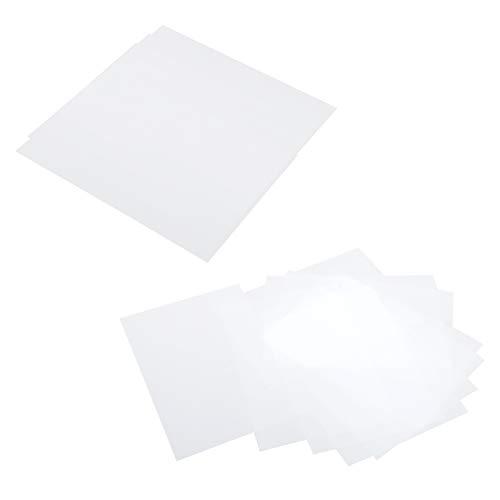 Accessoires d'imprimante 3D SLA photosensible résine briquet Force de libération Imprimante 3D Films de libération LCD Films de libération de film de libération SLA pour(5 pieces)