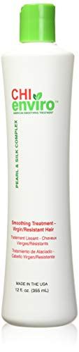 CHI Enviro Smooth Treatment for Virgin and Resistant Hair, 12 oz., 12 fl. oz.