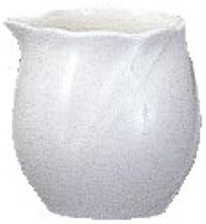 NARUMI(ナルミ) スパイラルホワイト ミルクピッチャー 85cc ボーンチャイナ 8382-9501