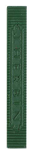 Herbin 33130T - Lacre (flexible), verde (Paquete de 4)