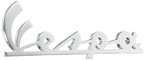 'emblème/Inscription Vespa pour Vespa Sprint/Super/Rally – 2 Broches 120 x 35 mm Espacement 100 mm