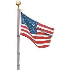 WindStrong Heavy Duty Flag Pole