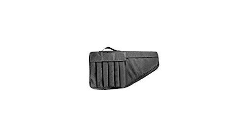 Uncle Mike's Tactical Submachine Gun Case, Black