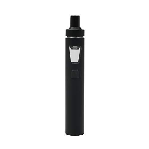Joyetech eGo Aio Kit mit 2,0 ml Kapazität, 1500 mAh Batterie, Anti-Leaking-Struktur und Kindersicherung All-in-One-Style-Kit-Schwarzgrau