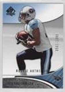 Cortland Finnegan #502/1,399 (Football Card) 2006 SP Authentic - [Base] #136