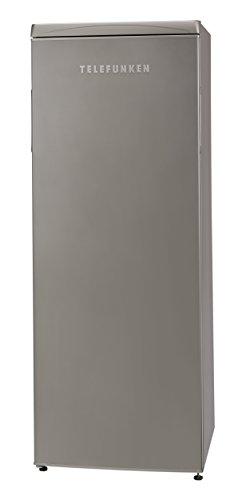 Telefunken TFK562FS2 Kühlschrank/A++ / 144 cm Höhe / 99 kWh/Jahr / 250 L Kühlteil/Temperaturregelung/silber