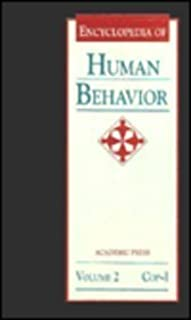 Encyclopedia of Human Behavior, Volume 2