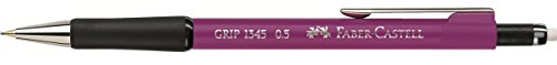 Faber-castell Grip 1345 0.5mm Mechanical Pencil -Orchid