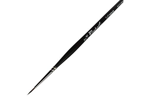Raphael SoftAqua Synthetic, Watercolor Brush, Series 845, Round, Size 2