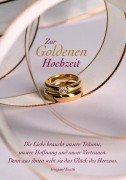 Voor gouden bruiloft * gekleurde envelop, met zilveren folie gelamineerd * 12,0 x 17,0 cm