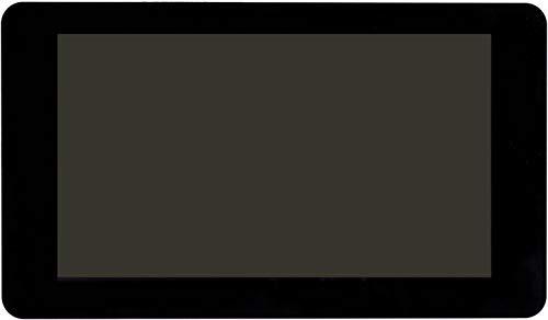 Raspberry Pi Touch Display Ersatzteil für Tablets Anzeige - Ersatzteile für Tablets (Anzeige, Raspberry Pi, Raspberry Pi, Schwarz, 800 x 480 Pixel, 17,8 cm (7 Zoll))