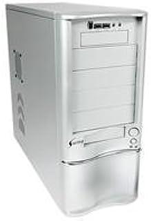 Thermaltake Swing Silver - Caja de Ordenador (190 mm, 500 mm, 430 mm, 7650 g, Plata): Amazon.es: Informática