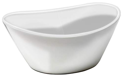 Over and Back Porcelain Bowl Set, 4-pack