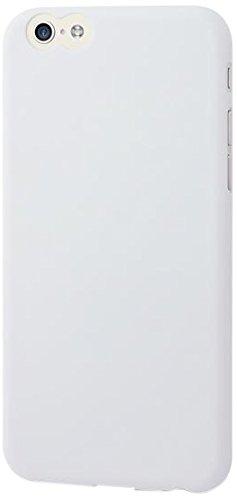 Funda Minigel Blanca Apple iPhone 6 5.5 Muvit