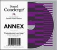 """Sound Concierge Annex""""Contemporary Love Songs""""selected and Mixed by Fantastic Plastic Machine Fantastic Plastic Machine Fine Remix Works"""