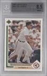 Cal Ripken Jr. BGS GRADED 8.5 (Baseball Card) 1991 Upper Deck - [Base] #347