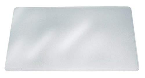 Durable Duraglas Sous-main anti-reflets Transparent