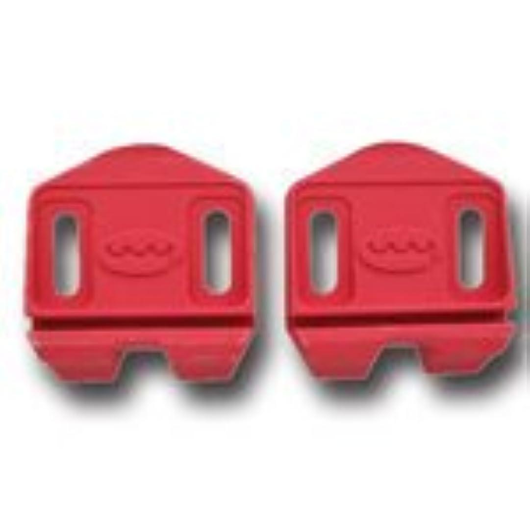 蒸発年金資本SHIMANO(シマノ) トラックシューズ用クリートセット 赤 赤 Y9SC02000XX