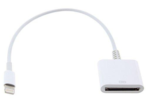 IPrime - Adaptador 30 8 pines cable cargar, compatible