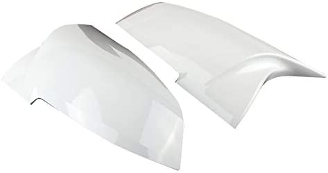Wing Mirror Cover Very popular ABS White for store Series BMW F F20 3