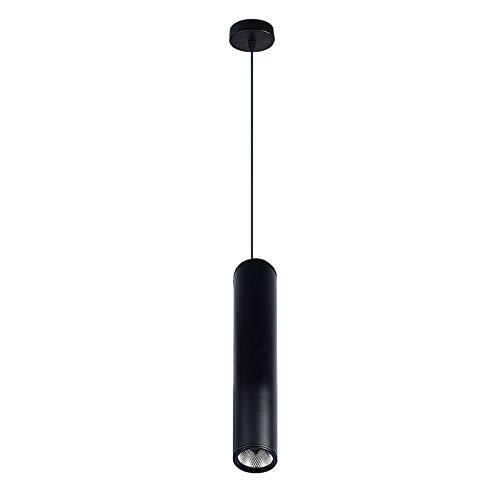 xxz COB Luces Colgantes Modernas, Foco, luz Colgante, Comedor, Luces Colgantes, Foco de Techo Ajustable, para iluminación de Isla de Cocina