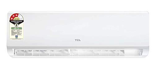 TCL 1 Ton 3 Star Wi-Fi AI Ultra-Inverter Split AC (Copper, Vitamin C Filter, 2021 Model, TAC-12CSD/EV3S, White)