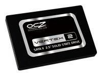 OCZ Tech Vertex 2 Series SSD 160GB interne Festplatte (6,4 cm (2,5 Zoll), SATA II)
