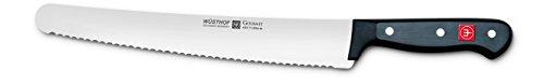 Wüsthof Gourmet 4517-7 Kondbakkersmes, gekarteld mes van 26 cm, roestvrij staal, voor vaatwasser, veelzijdig, precies bakmes