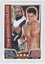 Team Rhodes Scholars (Trading Card) 2013 Topps WWE Slam Attax Superstars - [Base] #164