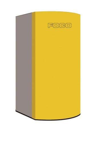 Caldera compacta de combustible sólido pellet, con brasero autolimpiante para solo calentamiento (1,16 kW)