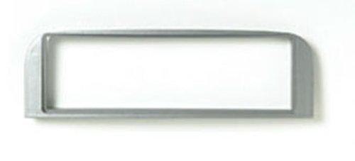 Autoleads FP-09-03 Adaptateur de façade d'autoradio Single DIN pour Alfa Romeo Noir