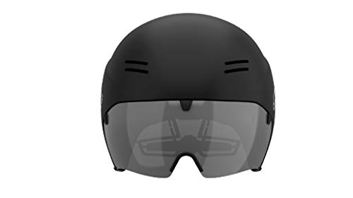 SALICE Nero, Casco Bike TG. 52-58 Unisex Adulto
