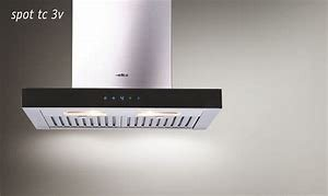 Elica Kitchen Chimney 60 cm 1150 m3/h With Life Time Warranty (Spot LTW 60 Slim TC3V Power Plus LED, White)