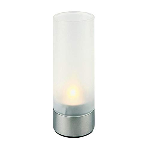 APS 03025 Ersatzglas für Windlicht, Glas/Edelstahl