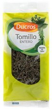 Ducros Whole Thyme 15 Grams Dried Thym Sprigs From France