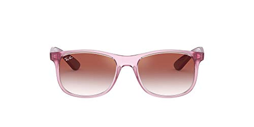 Ray-Ban Unisex RJ9062S Sonnenbrille, PINK, 48