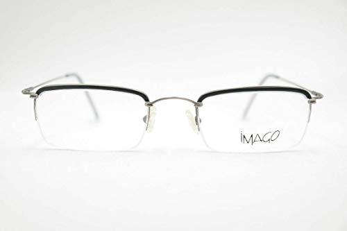 Imago oogschaduw Col.4 48 []21 145 zwart/blauw bril brilmontuur oogglas nieuw