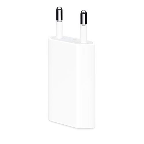 Adaptador de Corriente USB de 5 W de Apple