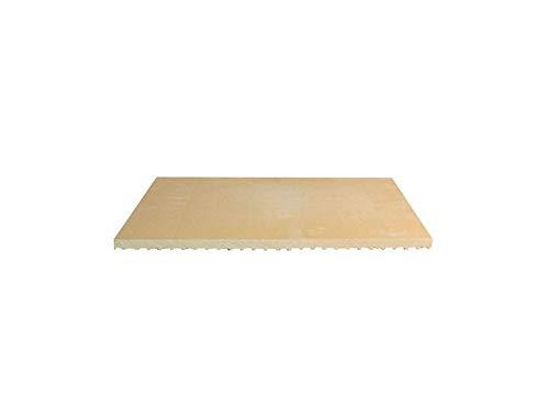 SENO&SENO Pietra REFRATTARIA per Pane E Pizza Dim. cm.41x36x1,4