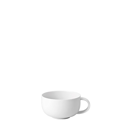 Suomi Tee-Obertasse Weiss